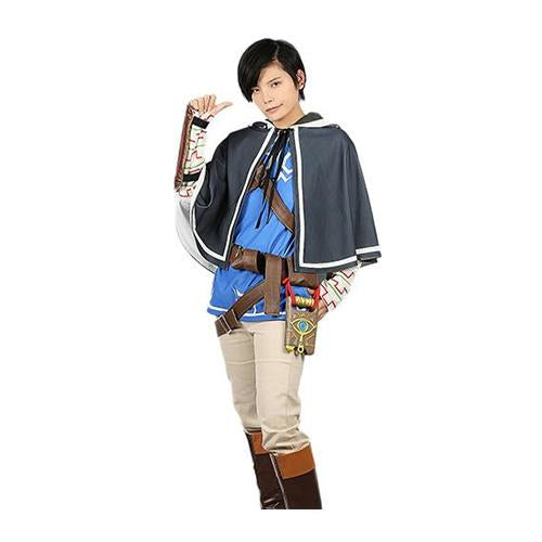 Xcoser Cosplay New Arrival Link Costume The Legend of Zelda: Breath of the Wild Cosplay Costume