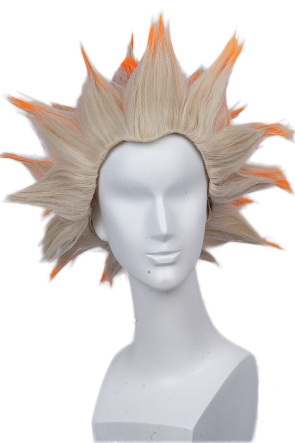 Xcoser the Game Overwatch Junkrat Short Wig Junkrat Cosplay Accessory