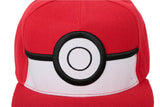 Pokemon Go Pokeball Cap Red Embroidered Style Unisex Baseball Cap