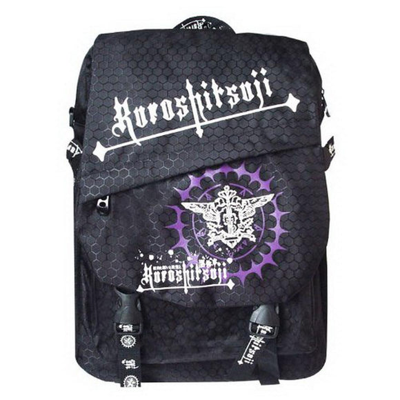 black butler backpack