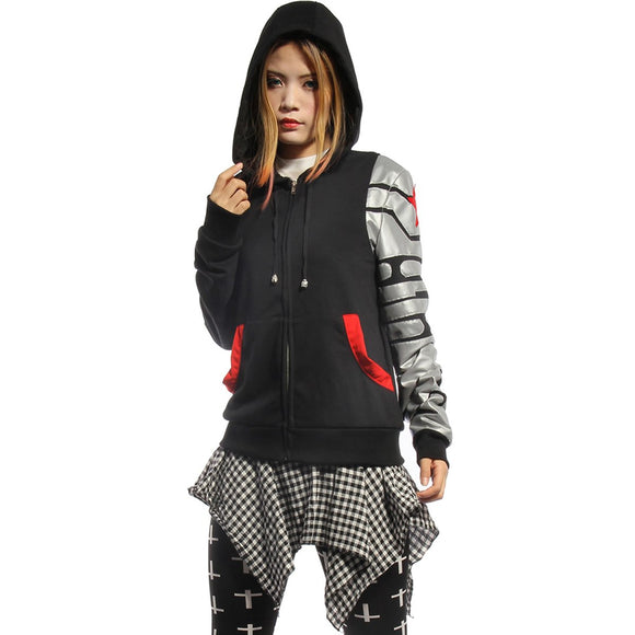 New Arrival Bucky Hoodie Winter Soldier Costume