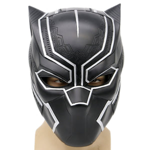 Xcoser Cosplay Mask Black Panther Helmet From Captain America Civil Wars