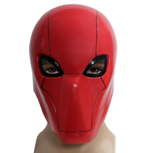 Red Hood Helmet Batman Under the Red Hood