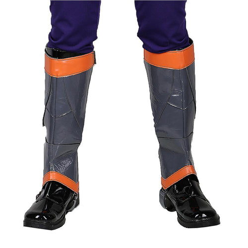 Xcoser Batman: Arkham Deathstroke Knight Cosplay Boots