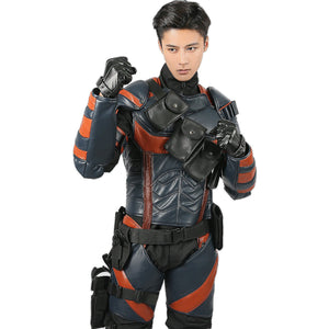 Deathstroke cosplay costume