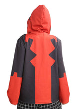 Deadpool Hoodie Marvel Deadpool Costume Polyester Long Sleeve Zip Up Hoodie Coat - Xcoser Costume