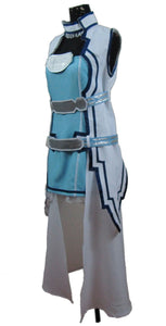 Asuna Cosplay Sword Art Online Asuna Costume Outfit Cosplay - Xcoser Costume
