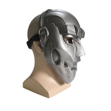 Dr Doom PVC Mask Fantastic Four Movie Cosplay Mask Half Price Sale for USA ONLY - Xcoser Costume
