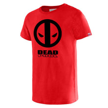 Cool Deadpool T shirt X-Men Deadpool Cosplay Mens Short Sleeve T-Shirts