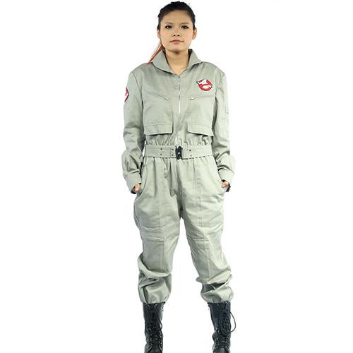 Ghostbusters Uniform Ghostbuster Jumpsuit Cosplay Costume