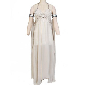 Daenerys Targaryen Dress Game of Thrones Daenerys Cosplay Costume Size M