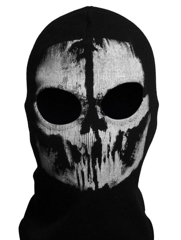 Call of Duty Ghosts Mask, Ghost Mask