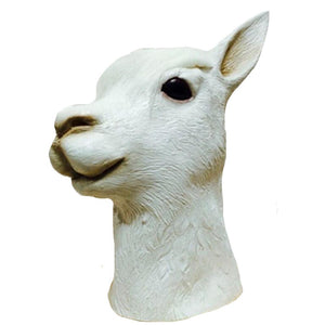 Halloween Cosplay Animal Alpaca Mask