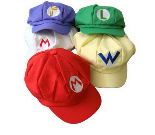 Super Mario Bros Cap