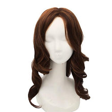 Black Widow Wig Captain America: Civil War Cosplay Costume Accessories Halloween Party