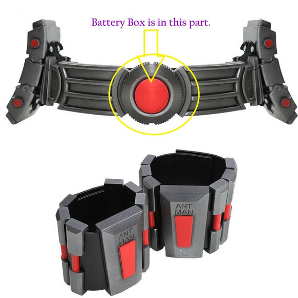 Ant Man Belt Cosplay