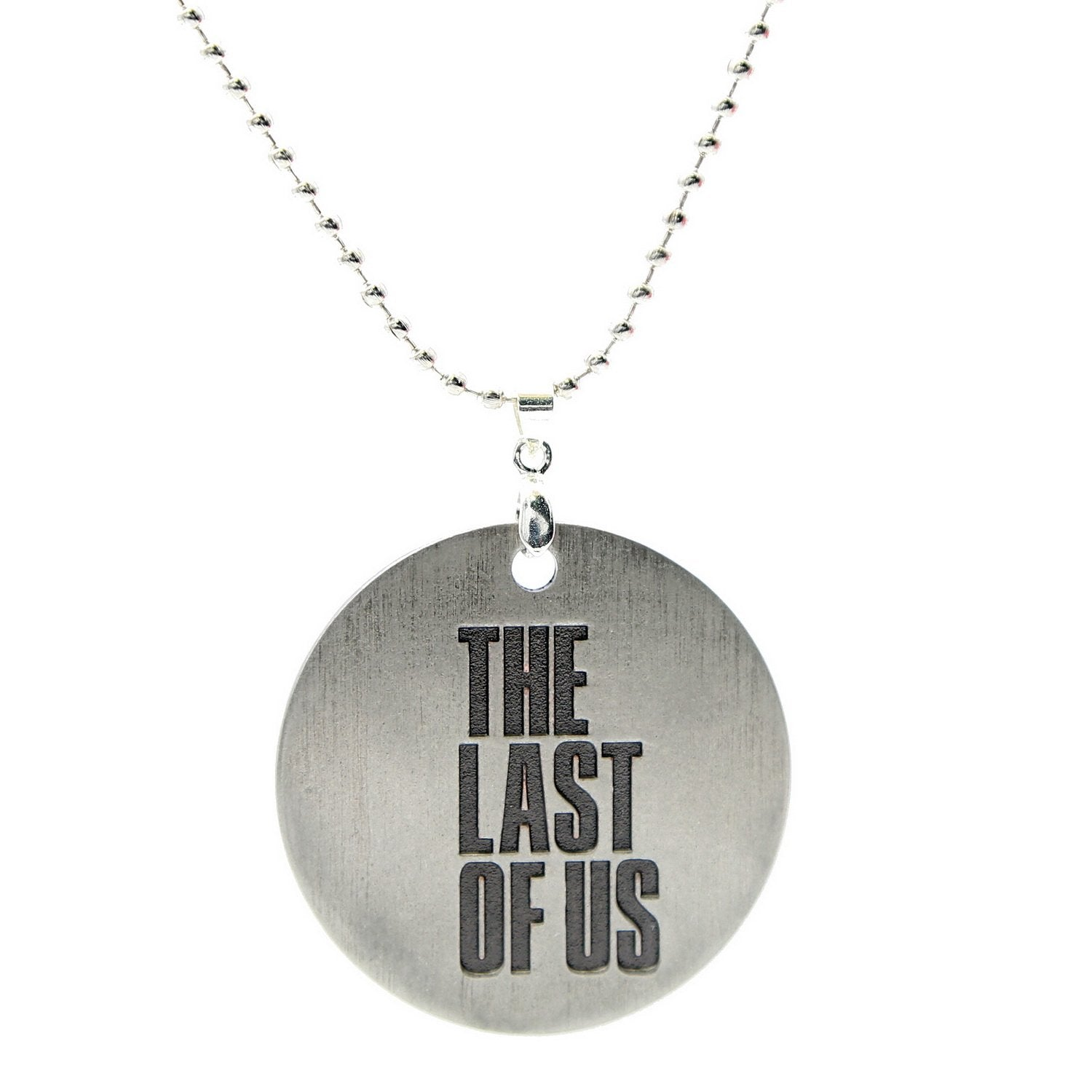 Firefly Pendants The Last Of Us Round Firefly Pendant Necklace