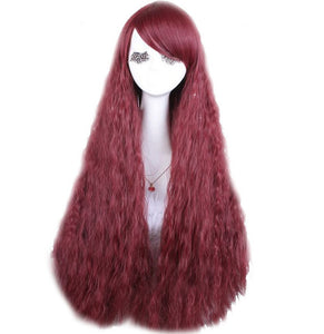 Lolita Wigs Lolita Cosplay Beautiful Long Curly Wig Various Style Wig For Sale - Xcoser Costume