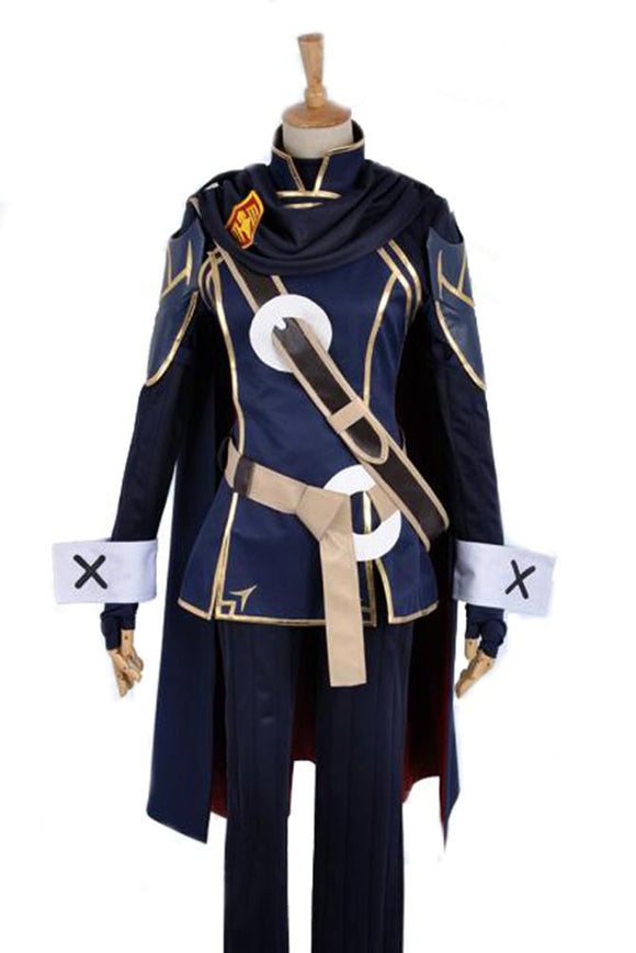 Fire Emblem: Awakening Lucina Costume Outfits Cosplay Costume Halloween Costume - Xcoser Costume