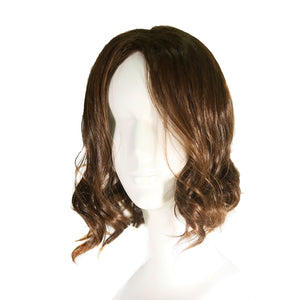 The Hot Movie Warcraft Anduin Lothar Wig Brown Wavy Wig Warcraft Cosplay Accessory