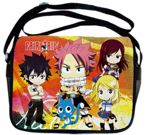 Fashion Fairy Tail Bag Anime Fairy Tail Cosplay Single Shoulder Bag For Sale - Xcoser Costume