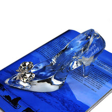 Beautiful Cinderella Glass Slipper Cinderella Crystal Shoes For Decoration & Gift - Xcoser Costume