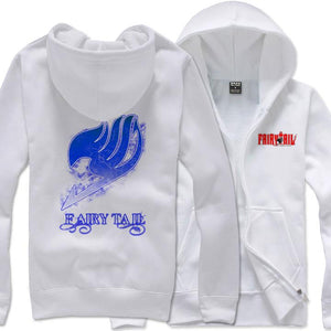 Fairy Tail Hoodie Popular Costumes - Xcoser Costume