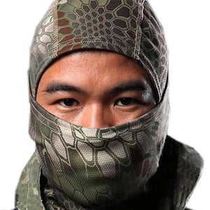 Counter Strike Mask Camouflage Mask CS Cosplay