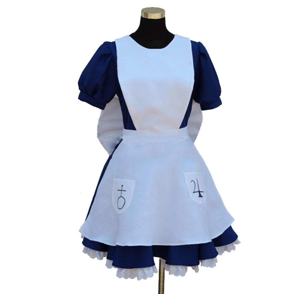 Alice Dress, Alice Madness Returns Cosplay