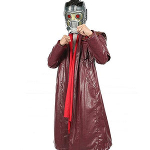 Updated 2017 New Star-Lord Outfits Guardians of the Galaxy Vol. 2  Cosplay Costume