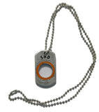 Tom Clancy's The Division Collector's Agents ID Necklace Pendant SHD Logo Zinc Accessories
