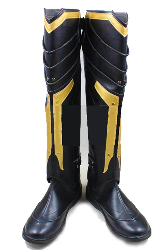 The Avengers Thor Boots Cosplay Shoes