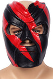 The Wrestler Kane Mask Halloween Party Props with Xcoser Logo