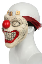 Twisted Metal Sweet Tooth Mask Halloween Killer Clown Mask for Cosplay and Fancy Dress Party