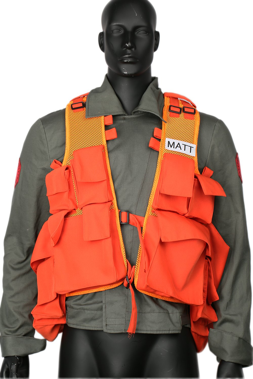 Matt Radar Technician Vest