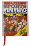 Back to the Future Sports Almanac 1950-2000 Book Marty Cosplay Props - Xcoser Costume