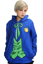 DC Comics Batman Joker Hoodie Pull-over Sweater Joker Cosplay Costume - Xcoser Costume