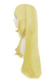 Misa Amane Wig Death Note Misa Cosplay Anime Long Straight Golden Yellow Costume Wig 80cm - Xcoser Costume