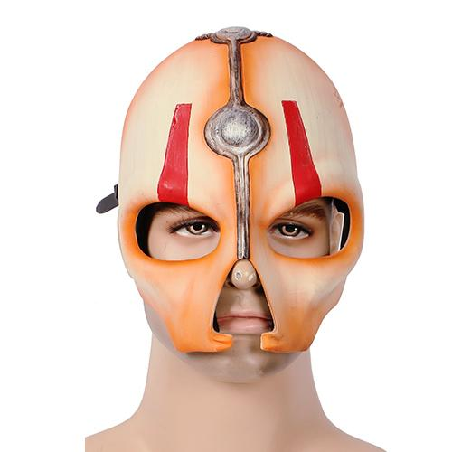 Xcoser Darth Nihilus Mask Star Wars Series Darth Nihilus Cosplay Mask Helmet with Xcoser Logo