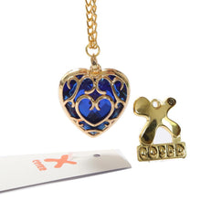Zelda Necklace The Legend of Zelda Heart Necklace Cosplay