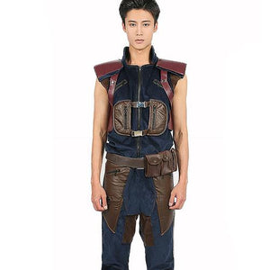 Rocket Racoon Outfits Cosplay Movie Guardians of the Galaxy Vol. 2 Cosplay Costume