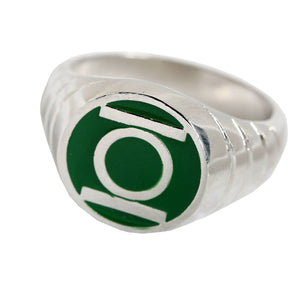 DC Comics The Green Lantern Ring Cosplay Accessories - Xcoser Costume
