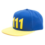 Fallout Hat Adult Embroidered Adjustable Snapback Cap Cosplay Costume Accessories - Xcoser Costume