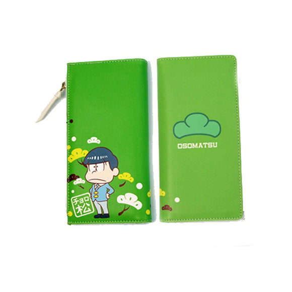 Anime Osomatsu-kun Cosplay Long Wallet - Xcoser Costume