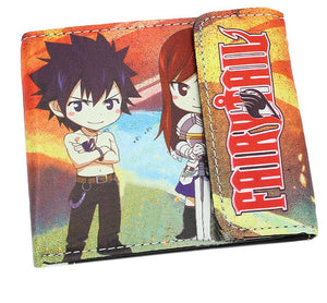 Anime Fairy Tail Wallet Cute Fairy Tail Happy Wallet Happy Cosplay Wallet Gift - Xcoser Costume