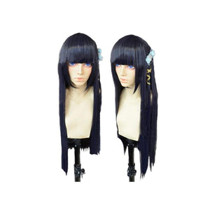 The Irregular at Magic High School Cosplay,shiba miyuki wig