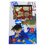 Detective Conan Badge Sunflowers of Inferno The 19 Anniversary 24pcs Anime Badge Set For Birthday Gift Collection - Xcoser Costume