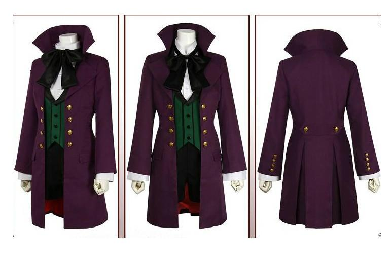 Black Butler 2 Alois Trancy Cosplay Costume - Xcoser Costume