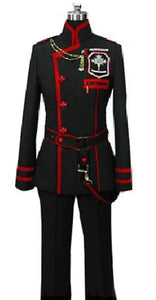 D Gray-Man Allen Walker Exorcist 3rd Version Cosplay Costume - Xcoser Costume