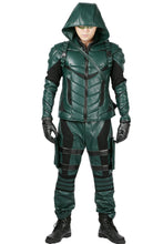 Green Arrow season 5 costume